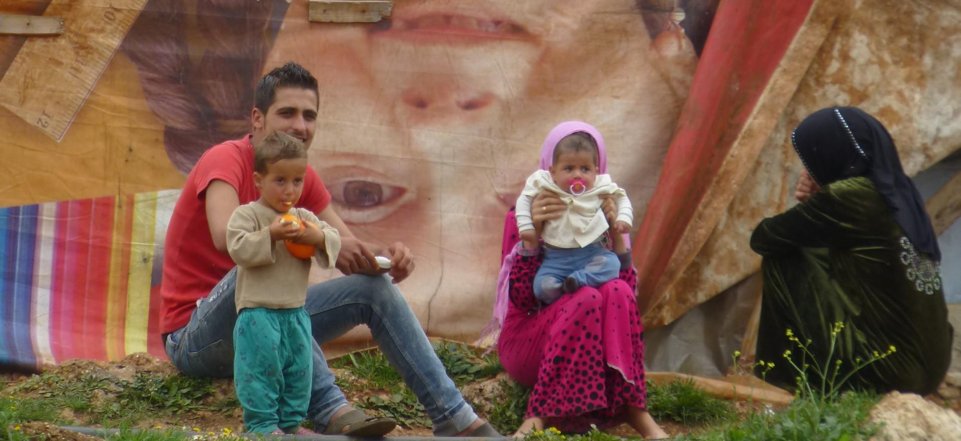 1 million 500 000 réfugiés Syriens au Liban